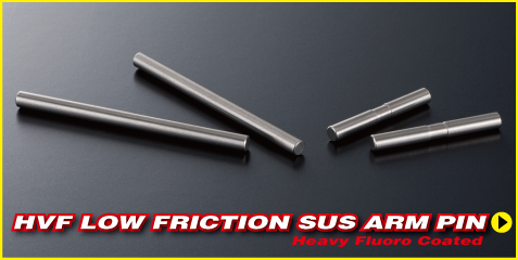 HVF LOW FRICTION SUS ARM PIN|PRODUCTS|AXON(アクソン)電動ラジコンパーツ